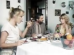 Classic porn from 1981 with these ultra-kinky babes getting fucked