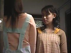 Finest Japanese model Minami Aoyama, Urara Haru, Sara Ogawa in Exotic Antique JAV pin