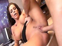 Big boobs classic sex industry star fucked hardcore