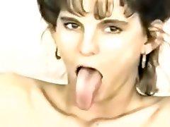 Ashley shye - jism in mouth cim