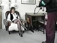 Exotic Retro, Stockings porn video