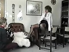 Exotic Retro, Stockings porn video