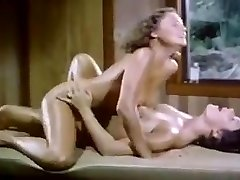 1979 old school porn oiled lesbians pussy licking in sauna