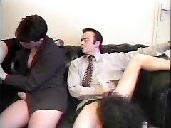 Super-sexy pornstar in astounding reality, vintage sex scene
