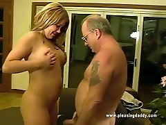 Chubby Superslut Foxy Blow Uncle Jesse