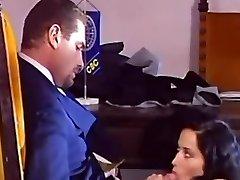 Shagging hot secretary-short video