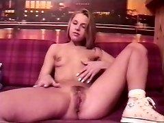 Anna Marek - Blonde teen from Poland fuck stick