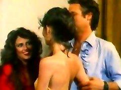Hot looking women enjoy a 3some