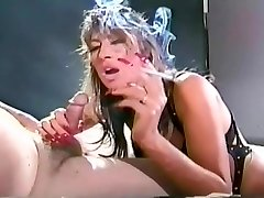 Older School briefly to be vintage smoke fetish video