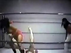 Antique Mixed Professional Wrestling Beatdown 2 with Vino