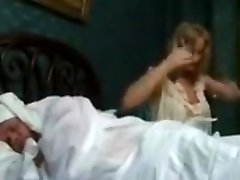 Busty blonde noblewoman gets nailed