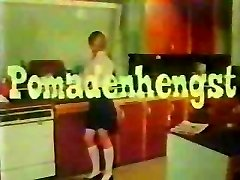 antique 70s german - Pomadenhengst - cc79