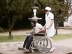 Fur Covered Nurse And A Patient Having Lovemaking