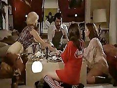 Retro French Porn With The Nurse Brigitte