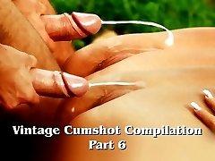 Vintage Cumshot Compilation (Part 6)