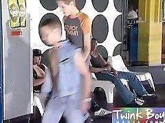 Twink Boy Media Ebony cock in his lad ass