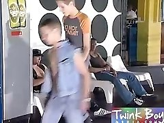 Twink Boy Media Black cock in his twink ass