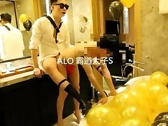 chinese twink hotel bondage sex part 2