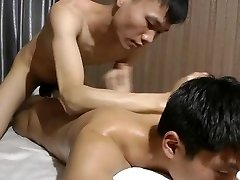 Naked Body Oil Massage