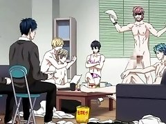 Yarichin☆Slut Club/Yarichin Bitch-bu OVA 2 Scene
