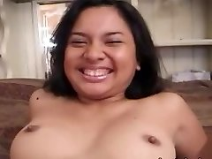 Ugly amateur asian girl banged hard