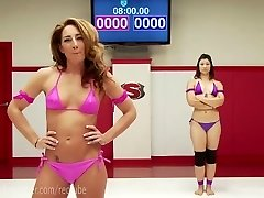 Extreme Lesbian Erotic Wrestling