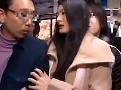 Risa Murakami, Madoka Kitahara in Torn Up In Front Of Hubby