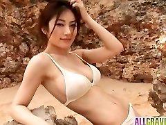 Kumada Yoko busty ist das romantische in der Natur