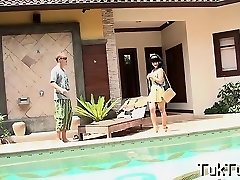 Doll gets hooked up by a wise stud and invited for a fuck
