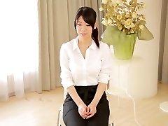 Exotic Japanese mega-slut Asuka Takao in Amazing monstrous tits, solo nymph JAV movie