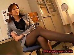 Appetizing hiromi aoyama gets fuckbox licked part6
