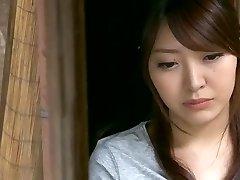 Asiatisch Mädchen Solo Stöhnen