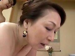 Душа-38 - Юрий Такахата - Основные пожилая женщина Дева