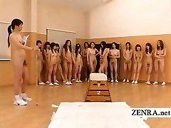 Nudist Japan hermaphroditism dickgirls and milf gym teacher