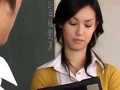 Maria Ozawa-hot schoolteacher having sex in school