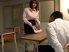 Yui Asahina - Sexy Chinese Teacher