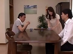 overlooked housewife tempted by father in-law