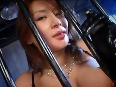 Best Japanese girl Rei Kitajima in Crazy Cumshots, Sucky-sucky JAV clip