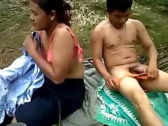 indonesian oil hand plantation workers outdoor fuck