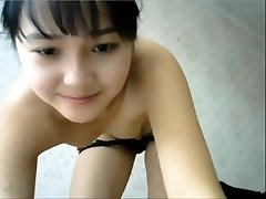 Chinese hot assets show webcam- Watch Part 2 on my website