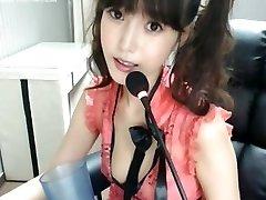 Korean Blowage Webcam Eve