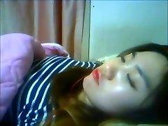 Korean Tramp Yein Jeong masturbates on webcam 6