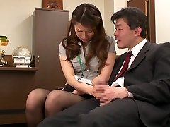Nao Yoshizaki in Romp Slave Office Woman part 1.2