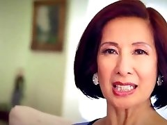 64 year old Cougar Kim Anh talks about Anal Fucky-fucky