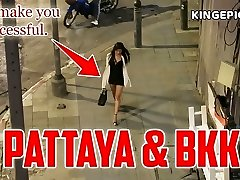 Pattaya & Bangkok Girls Touches Will Make You Successful