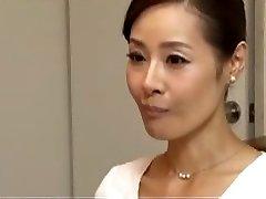 Asian Mother Fucks Taboo Cock