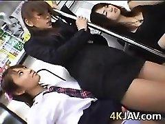 Asian Schoolgirl And Her Educator