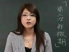 Erika Sato - Woman Teacher Nakadashi Assfuck Attack