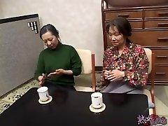 Japanese Mature Lesbo 1