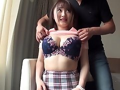 Busty sweeties who are sensitive to orgasm many times